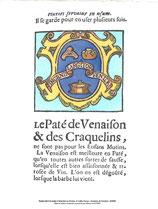 """Rôti-Cochon """"Le Pâté de Venaison"""""""