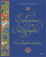Lettres enluminées, carnet pratique de la calligraphie ornementale