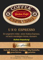 Espresso UNO  100% Arabica