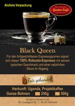 Espresso Black Queen