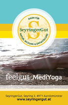 feelgut MediYoga Block