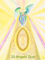 20 Angels' Dust Energy Card