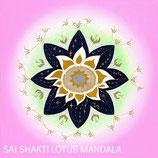 Sai Shakti Lotus Mandala