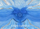 008 Pure Light Blue Energy Card