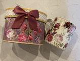 お花のマグカップ(ギフトボックス付き)チューリップ