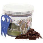 Magic Braids ca. 1500 st.