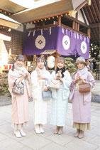袴でお散歩 - EMMA STYLE