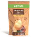 TRI BLEND Select Shake - Leinsamen, Quinoa, Erbsen