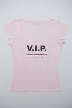 T-Shirt VIP rosa