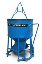 Bacha Para Concreto Hypermaq BH-750
