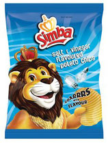 Simba Chips - Salt and Vinegar
