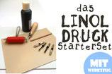 Linoldruck Starter Set