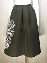 Tri Mesh Skirt