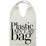 Plastic ain´t my Bag Tote Bag