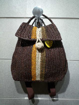 Raffia Pack Bag Small