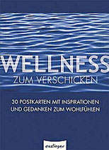 Postkarten-Set Wellness