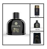 Parfum homme 100 ml, 3% d'essence de parfum ( inspiré de BLACK CODE de ARMANI )
