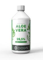Jus et pulpe Aloé véra 99.5 %    1 litre