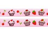 Süße Borte Cupcakes