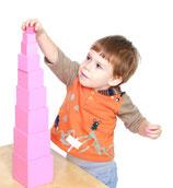 Ateliers individuels Montessori