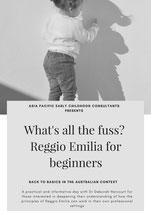 Back to basics: Reggio Emilia