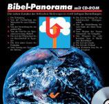 Bibel-Panorama mit CD-ROM - Die sieben Zeitalter des biblischen Heilsweges in zwölf farbigen Darstellungen