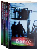 Nordlicht-Serie (Børre) – Band 1-4  Holger Klaewer