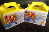 Imoji DIY Party Box/Bag LABELS Ref PB11 **NO BOX OR BAG SUPPLIED**