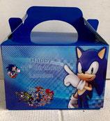 Sonic DIY Party Box/Bag LABELS Ref PB54 **NO BOX OR BAG SUPPLIED**