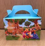 Winnie the Pooh DIY Party Box/Bag LABELS Ref PB14 **NO BOX OR BAG SUPPLIED**