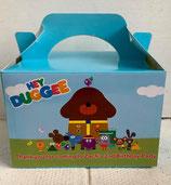 Hey Duggee DIY Party Box/Bag LABELS Ref PB39 **NO BOX OR BAG SUPPLIED**
