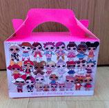 LOL Surpirse DIY Party Box/Bag LABELS Ref PB49 **NO BOX OR BAG SUPPLIED**