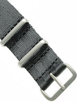 XL Seatbelt Nato »Panther« Matt