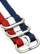 Zulu HC  3 Ring »France«