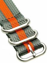Zulu HC 3 Ring »Pumpkyn«
