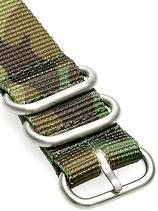 Zulu HC 3 Ring »Camo Print«