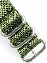 Zulu Superseal 3 Ring olive