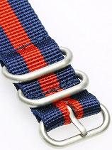 Zulu HC 5 Ring »Red Sailor«
