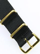 Nato Gold schwarz