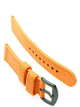 Canvas Split PVD »Arancia« orange