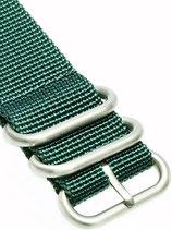 Zulu HC 3 Ring »British Racing Green«