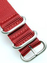 Zulu HC 5 Ring »Crimson«