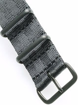 XL Seatbelt Nato »Panther« PVD