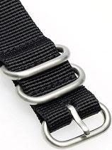 Zulu HC 3 Ring schwarz