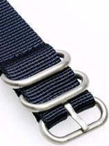 Zulu HC 5 Ring »Navy«
