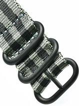 Zulu Superseal PVD 5 Ring »Kontrabond«