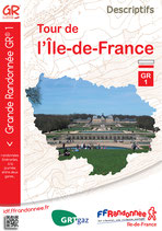 DESCRIPTIF : GR1 Le Tour de l'Île-de-France