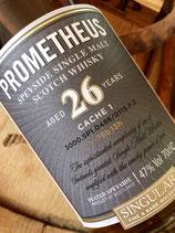 Prometheus 1988 - 26 Jahre 1st batch