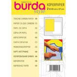 Kopierpapier gelb&weiss