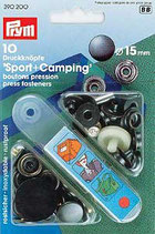 Druckknopf Sport & Camping